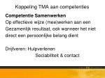 koppeling tma aan competenties2