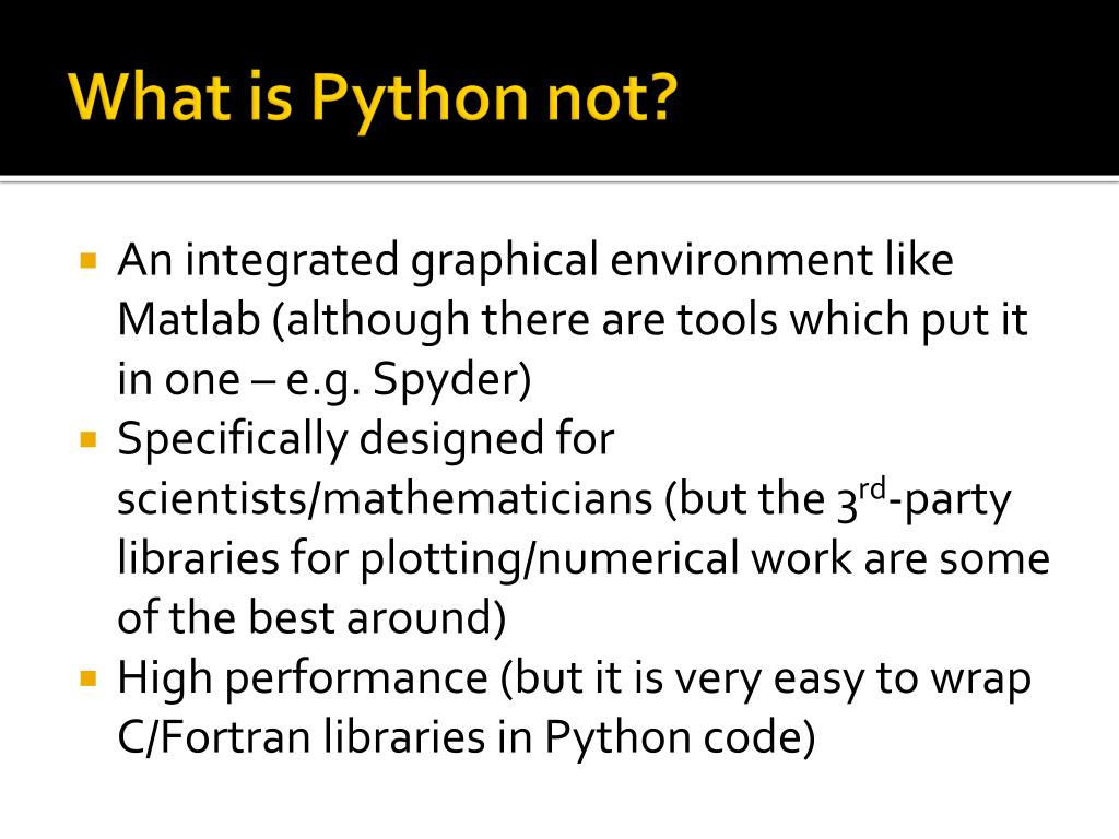PPT - Introduction to Python PowerPoint Presentation - ID