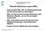 remote reference layer rrl