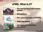 sfms what is it