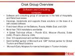 orak group overview
