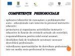 competen e psihosociale