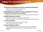 inmage for cloud environments