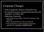 corporate changes1