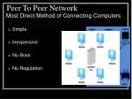 peer to peer network1