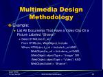 multimedia design methodology9