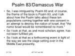 psalm 83 damascus war31