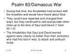 psalm 83 damascus war95