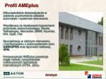 profil ameplus