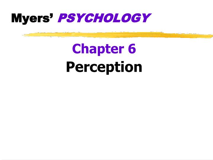 myers psychology n.