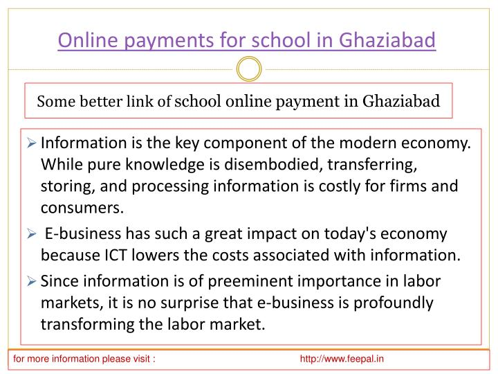 online payments for school in ghaziabad n.
