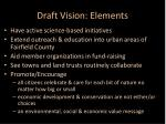 draft vision elements1