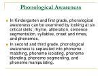 phonological awareness1
