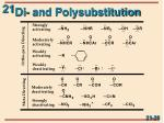 di and polysubstitution4