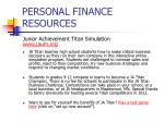 personal finance resources4