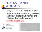 personal finance resources9