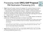 processing model orcl sap proposal rm destination processing 3 3