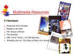 multimedia resources2