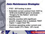 data maintenance strategies1