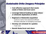 sustainable ortho imagery principles1