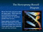 the hertzsprung russell diagram3