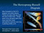 the hertzsprung russell diagram4