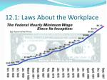 12 1 laws about the workplace2