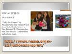 http www nesea org k 12 juniorsolarsprint1