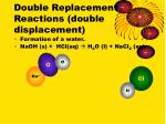 double replacement reactions double displacement2