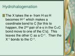 hydrohalogenation2