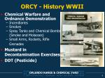 orcy history wwii1