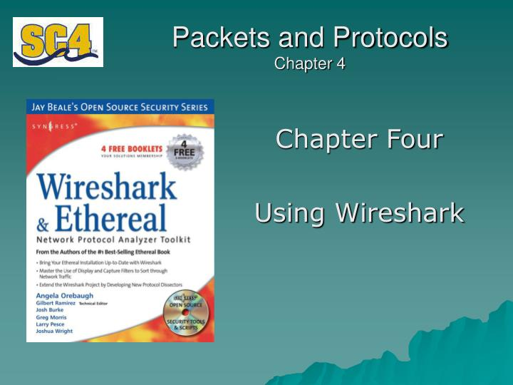 packets and protocols chapter 4 n.
