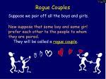 rogue couples