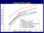 caltech 101 results