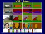 msrc dataset