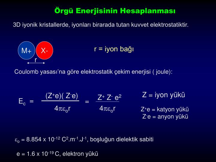 Rg enerjisi
