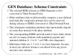 gen database schema constraints