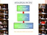 status fctc