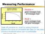 measuring performance1