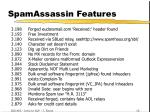 spamassassin features1