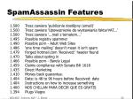 spamassassin features13
