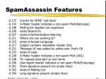 spamassassin features45