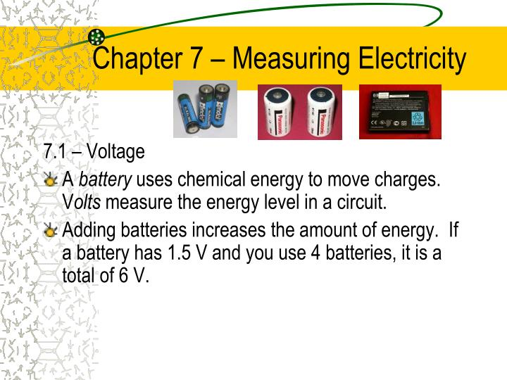 chapter 7 measuring electricity n.