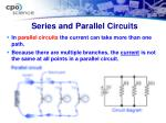 series and parallel circuits2