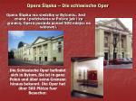 opera l ska die schlesische oper