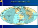 the transit of december 6 1882