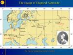 the voyage of chappe d auteroche