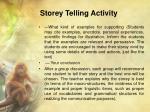 storey telling activity1