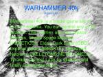 warhammer 40k robbie s bit