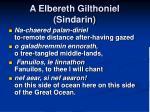 a elbereth gilthoniel sindarin1